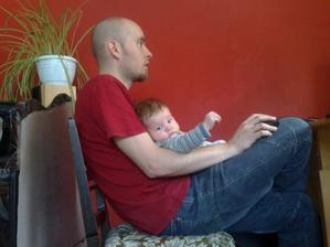 S tatínkem na pc
