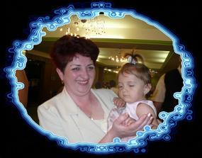 moja mamulienka s vnučkou