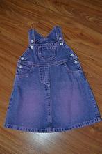 Modro-fialová riflová šatovka, baby mac,92