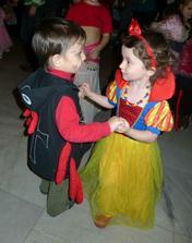 Tak krásně jsme spolu tancovali :)
