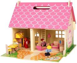 Domeček pro panenky Bigjigs Toys