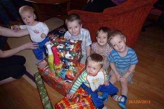 Všichni naši nejmenší miláčci:-)