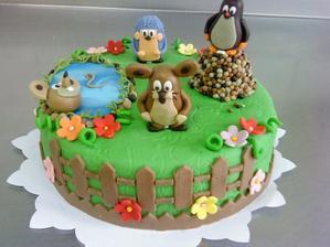 dort k druhým narozeninám Inspirace k druhým narozeninám   Album uživatelky to.nejde dort k druhým narozeninám