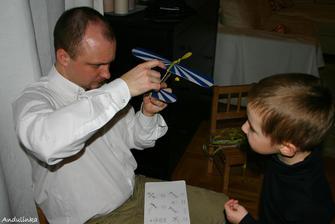 Víťovo letadlo