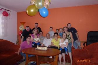 Velká narozeninová párty:-)