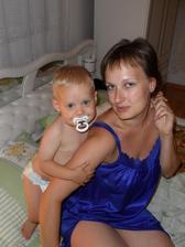 večerní blbinky s maminkou