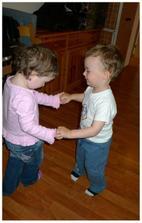 Dokonce mě i vyzval k tanci :)