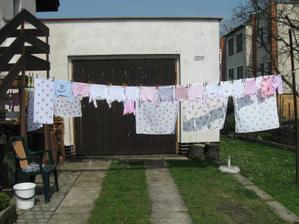 """První """"malé"""" velké prádlo :o)"""