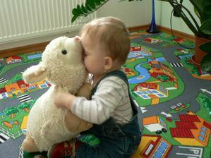 Taky tě mám ráda ovečko