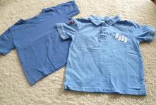 2x tričko, topolino,98