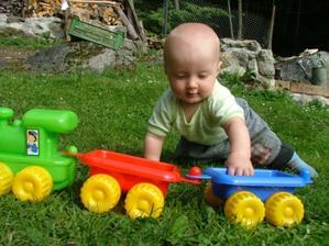 vlakový inženýr