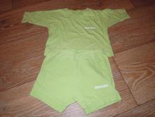 Tričko  a šortky,velikost 56/62, 56