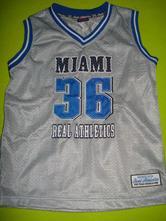 Sportovní dres na tělocvik, rebel,128
