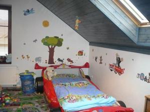 tomíkův dětský pokoj