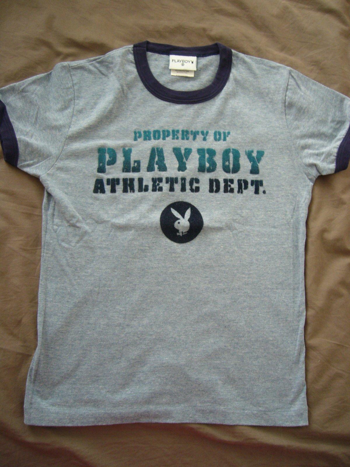 a9368d295f Originál dámské tričko playboy