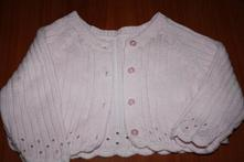 Pletený růžový svetýrek , george,50