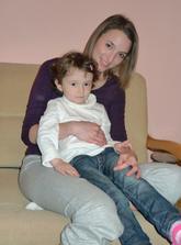 A s naší zlatou tetou Ivankou