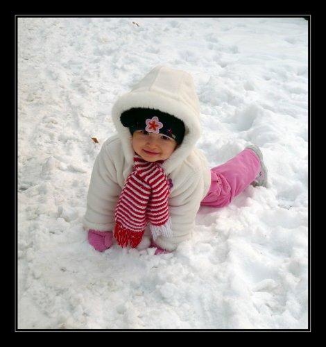 Válečka ve snížku