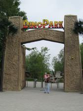 Dino Park Orlová a miminko v břichu:-)))