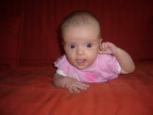 6.8.2010 - tříměsíční princezna