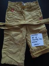 Podšité kalhoty, george,86