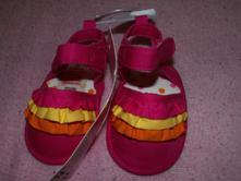 Sandálky pro malou slečnu, f&f,<17