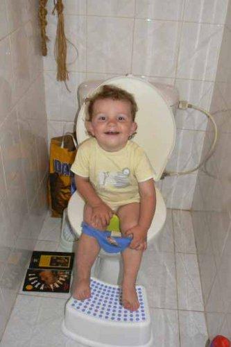 Dospěláckej záchod je super