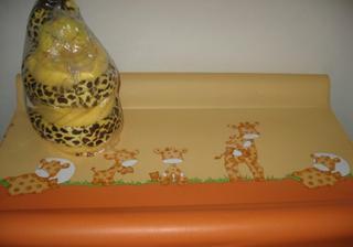 Žirafí přebalovák