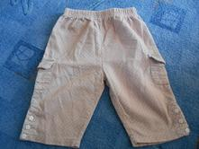 Kalhoty - puntík, 98