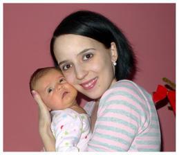 máma a Lea