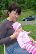 A zase s bábinkou, byla jsem na roztrhání :D
