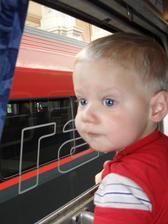 Vlaky, vlaky, vlaky...!