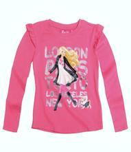 Dívčí triko barbie, barbie,116