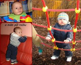 Nikolas od Tigr21 3,6 a 9 mesicu