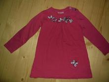 Tričko s nášivkami, kiki&koko,98