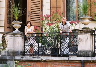 takle vypadali moji rodiče,ještě než si 24.9.2005 řekli své ano