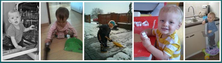 Domácí práce pro děti