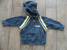 Mikina s kapucí, h&m,92