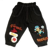 Chlapecké zateplené kalhoty, 92