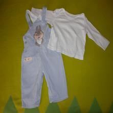 Manšestrové lacláče a triko, disney,68