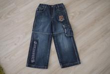 Chlapecké džíny, 110
