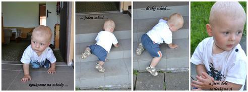 Lezení po schodech
