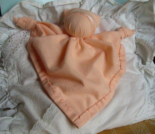 První panenka pro naše mimi