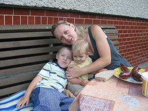 TuliTuli s maminou :-)