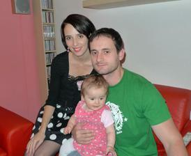 Konečně mám pěkné rodinné fotečky :)