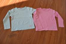2 x tričko s dlouhým rukávem, cherokee,98
