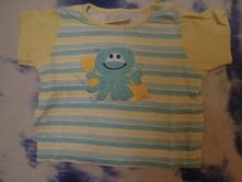 Tričko s chobotničkou, kik,68