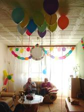z balonků měli velkou radost všechny děti