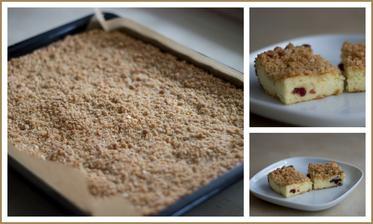 Božský tvarohový koláč - řadí se mezi naše stálice :-)
