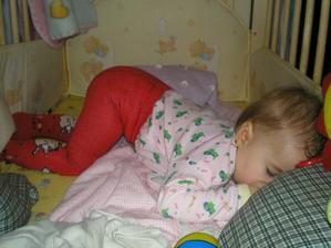 v této poloze spím nejčastěji